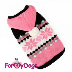jacket male in pink and black kt-009m