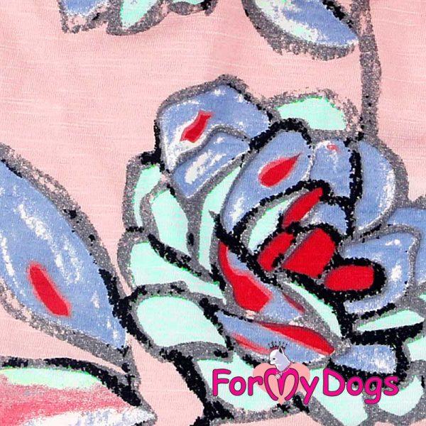 hoodie-beige-with flowers-kt-023